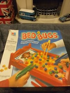 Vintage Bed Bugs Game by mb spares