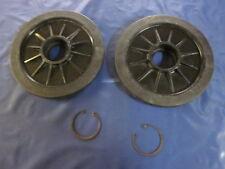"""Kawasaki 41073-3501 Rear Idler Wheels 7 5/8"""" OD Invader Intruder Drifter"""