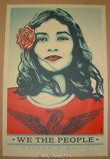 Shepard Fairey Obey Giant We The People Defend Dignity Art Print Poster 24x36