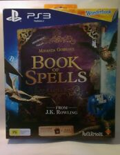 Wonderbook: Book of Spells (Book + Game) For Sony Playstaion 3