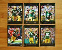 2007 Topps Green Bay Packers TEAM SET - Brett Favre - Aaron Rodgers