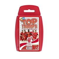 Top Trumps - Liverpool FC 2015/16