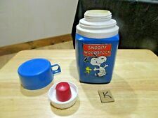 Snoopy and Woodstock Thermos