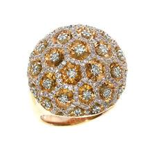 1.50ct Natural Argyle 8pp Fancy Pink Diamonds Engagement Ring 18K Gold 19G