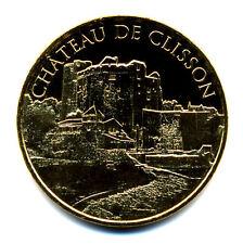 44 CLISSON Château, Couleur or, 2016, Monnaie de Paris