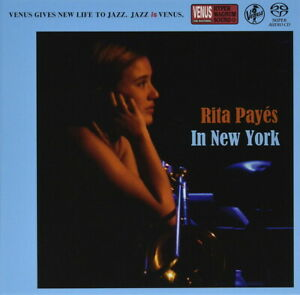 Rita Payes-In Newyork-Japan LP K81