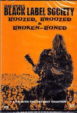 BLACK LABEL SOCIETY broozed, broozed & broken-boned DVD NEU OVP