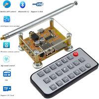 DIY Bluetooth 4.2 Wireless Audio Receiver Board Stereo Sound Module 5V