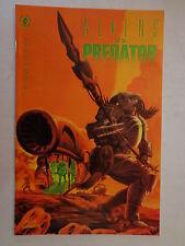 Aliens VS. Predator Phill Norwood Stradley #1 Dark Horse Comics June 1990 NM