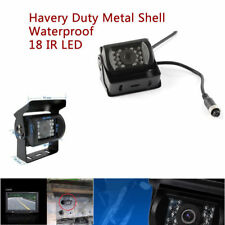 Rear View Backup Reversing Parking Camera 4Pin Plug for Car Truck Lorry 12V 24V