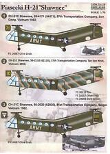 Print Scale Decals 1/72 Piasecki H-21 Shawnee Transport Helicopter