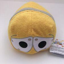 "Disney Store Wall-e Tsum Tsum Medium 11"" Pillow Plush Wall E Pixar Robot"
