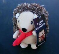 ALDI HARRY THE HEDGEHOG PLUSH TOY 2020 KEVIN THE CARROT *NEW*