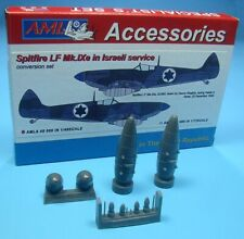 AML A48069 Resin 1/48 Spitfire Mk.IXe with German fuel tanks Israel