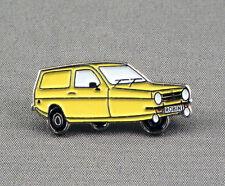 Metal Enamel Pin Badge Brooch Reliant Robin 3 Three Wheeler Car Del Boy Trotter
