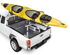 Adjustable Aluminum Pickup Truck Ladder Rack Utility Cargo Lumber Contractor