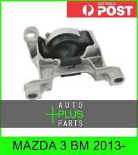 Fits MAZDA 3 BM 2013- - RIGHT ENGINE MOUNT (HYDRO)