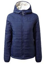 Craghoppers Women's Compress lite II Jacket Coat Size 14 Night Blue Warm & Light
