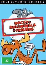 Rocky & Bullwinkle & Friends (DVD, 2013, 9-Disc Set) - Region 4
