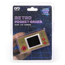"Retro Pocket Games 16-in-1 1.8"" LCD Screen 8-bit Kids Travel Toy"