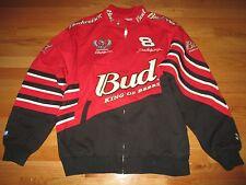 Chase DALE EARNHARDT JR No. 8 NASCAR Winston Cup BUDWEISER (LG) Jacket