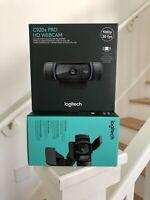 Logitech 960-001251 C920s Pro HD 1080p Webcam with Privacy Shutter