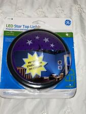 GE LED 17457 Twinkle Star Tap Light New 4A