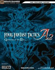 FINAL FANTASY TACTICS A2: Grimoire of the Rift Official Strategy Guide (Offic...