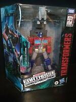 Transformers War For Cybertron Earthrise Leader OPTIMUS PRIME Figure HASBRO NEW