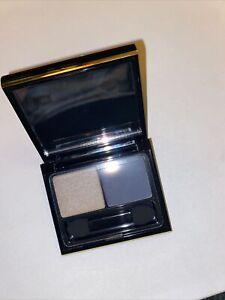 elizabeth arden Color Intrigue Duo Eyeshadow  Blue Smoke 04