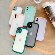 Case Cover For iPhone 11 Pro Max XR 8 7 6S SE2 Silicone Cover+Screen Protector