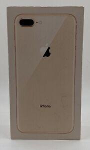 Apple iPhone 8 Plus 64GB - Gold - A1864.  Read Description - JUST THE BOX