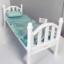 Sindy Sweet Dream Bed Dolls House Set Bedding Furniture Very RARE Girls Toy