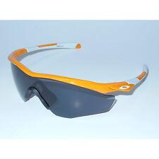 dbbd071334 Oakley M2 Frame XL Sunglasses 2015 Oo9343-03 Atomic Orange Grey