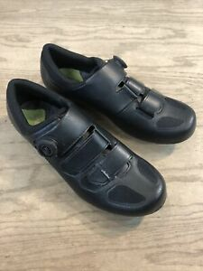 Specialized Audax Cycling Shoes Size EU 42 US 9 Black BOA