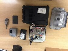 Renault Megane II 2007 1.6 16v ECU Immobilizer Kit 8200780025 8200713380