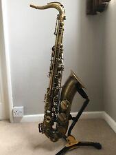 Signature Custom Raw XS Tenor Saxophone by Trevor James