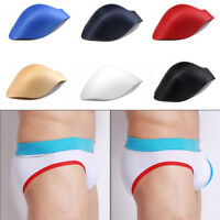 Fashion Men's Bulge Enhancer Cup Insert For Swimwear Underwear Sponge Pouch`