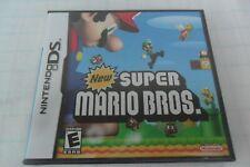 New Super Mario Bros. (DS, 2006) Brand New Sealed Mint DSi DSiXL 3DSXL