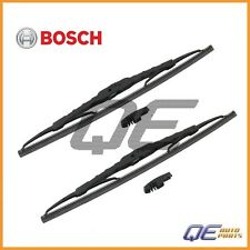 2 Direct Connect Windshield Wiper Blade Bosch Fits: Acura RDX Alfa Romeo GTV-6