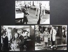 WOMANLIGHT CLAIR DU FEMME 1979  PRESS STILL PHOTO X3 YVES MONTAND ROMY SCHNEIDER