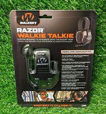 Walkers Razor Walkie Talkie Attachment for Razor Earmuffs, Black - GWP-RZRWT