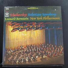 Tchaikovsky, Leonard Bernstein - Pathetique Symphony LP VG+ MS 6689 360 Sound