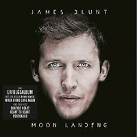 JAMES BLUNT - MOON LANDING  CD NEU