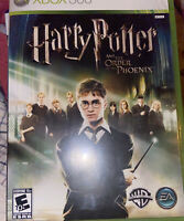 Harry Potter and the Order of the Phoenix  Microsoft Xbox 360  2007