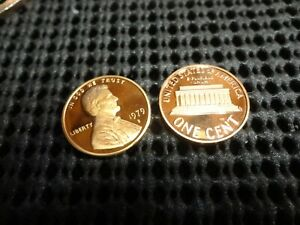 1979-S Proof Lincoln Cent Type 2 Clear S
