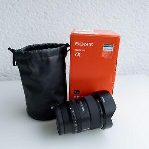 Sony FE 20mm F1.8 G (SEL20F18G) Objektiv (top Zustand / inkl. Rechnung)