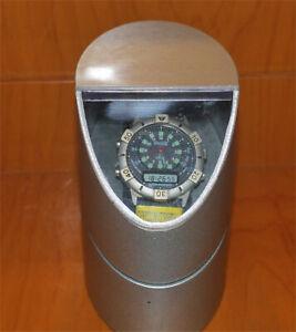 Orologio Vintage Ana digitale LCD Quartz Coca Cola con scatola