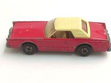 Vintage 1979 Matchbox Superfast Lesney Lincoln Continental MK V #28