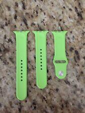 Apple Watch 42mm Green Sport Band No Box S/M M/L NEW Authentic Original